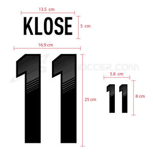 Germany Home EURO 2012 PU NAME NUMBER PRINT EXCELLENT QUALITY