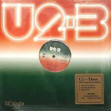 U2 - 3 - Limited Edition Numbered Vinyl - 40th Anniv Ed - Sealed - MINT