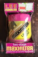 Lee Maxifilter Oil Filter LF-25HP Vintage NOS Sealed/Checker Cab Chevy GMC +more