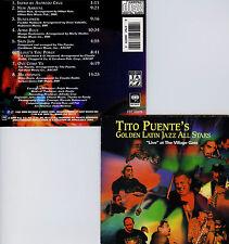 TITO PUENTE & ALL-STARS  live at The Village Gate 1992