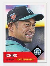 2018 Topps Now Living Ichiro Suzuki #25 Mariners / Japan - 1953 Design