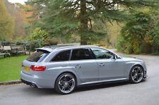 Audi RS4 Stile Spoiler Tetto Per Il A4 Avant