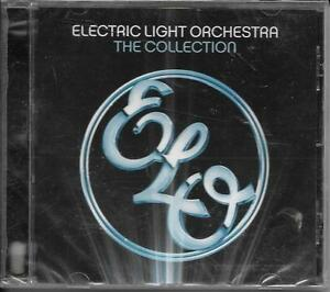 CD 11T ELECTRIC LIGHT ORCHESTRA THE COLLECTION BEST OF 2009 NEUF SCELLE