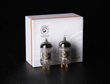 Matched Pair PSVANE Premium Grade 12AU7-T Mark II Valve Vacuum Tube 12AU7 ECC82