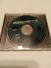Soldier of Fortune: Platinum Edition (PC, 2001) Game .