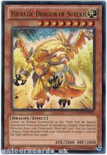 GAOV-EN025 Hieratic Dragon of Sutekh Ultra Rare UNL Edition Mint YuGiOh Card