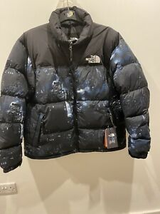 Extra Butter The North Face Nightcrawlers Nuptse Jacket Multi - LARGE