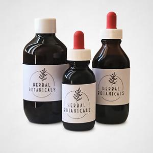 MULLEIN- Liquid Extract Tincture 50-200ml - Experienced Herbalist