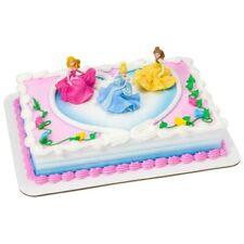 New Disney Princess Cake Topper Decoration Belle Snow White Cinderella - Free Sh