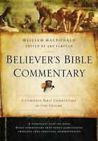Believer's Bible Commentary (Hardback or Cased Book)