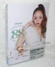 J-POP Namie Amuro LIVE STYLE 2016-2017 Taiwan Ltd 2-DVD (Chinese-sub.)