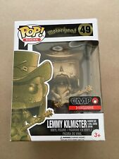 Funko Pop Rocks Lemmy EMP Exclusive With Pop Protector