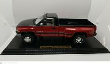 "JRL Collectibles Dodge Ram 3500 ""Dually"" Pickup Truck 1:18 Scale 1995 Die-Cast"
