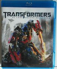 Transformers. El Lado Oscuro de la Luna. BluRay