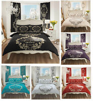 Paris Script Quilt Cover Duvet Cover Bedding Set Single Double King Pillowcases