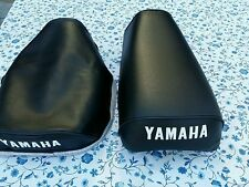 YAMAHA YZ80 YZ 80 1978 TO 1980 MODEL  Seat Cover BLACK (Y37)