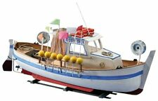 "Beautiful, Mini Wooden Model Ship Kit by Mamoli: the ""Moby Dick"""
