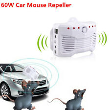 4-in-1 Smart Ultrasonic rat repeller Electronic Mouse Repeller Pest Control