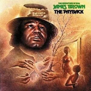 James Brown The Payback reissue vinyl 2 LP gatefold sleeve NEW/SEALED