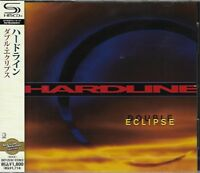 HARDLINE DOUBLE ECLIPSE 2012 JAPAN REMASTERED SHM CD - JOURNEY - NEAL SCHON