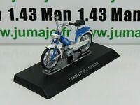MOB9B MOTO mobylette ITALIE Leo models 1/18 : GARELLI GULP 50 FLEX