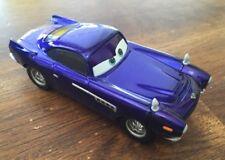 Disney Pixar Cars- Ransburg Metallic Finn McMissile.