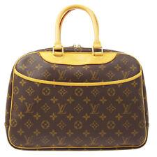 LOUIS VUITTON DEAUVILLE BOWLING BUSINESS HAND BAG VI1908 MONOGRAM M47270 60439