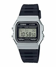 Casio Vintage Quartz Digital Alarm Chronograph Male Casual Watch F-91wm-7a F91wm