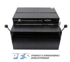 Rhin-O-Tuff ONYX HD7000 Comb, Wire, & Spiral Plastic Coil Punching Machine