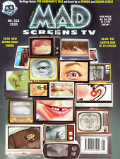 AUSTRALIAN MAD MAGAZINE 2020 ISSUE No 521 SCREENS TV NEW
