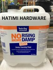 NO MORE RISING DAMP RISING DAMP SOLUTIONS 20 LITRE Tech-Dry Fluid System