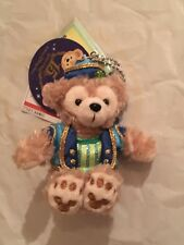 Tokyo Disney sea Duffy bear plush key chain strap Japan 2016 wishing together