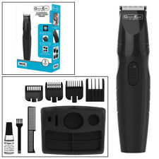 WAHL CORDLESS RECHARGEABLE BEARD MOUSTACHE STUBBLE TRIMMER MALE GROOMING KIT