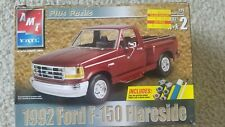 AMT Ertl 1992 Ford F-150 Flareside pickup, 1:25 Scale Model Kit New Open Box