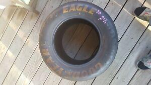 Eldora Used NASCAR Truck Tire