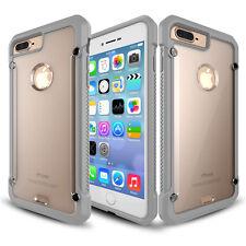 IPhone 7 & 8 Plus Luxury Ultra-Slim Defender Shockproof Hybrid TPU Case New Box