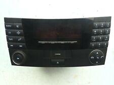 RADIO CD MERCEDES  W211 E-Class A2118200879