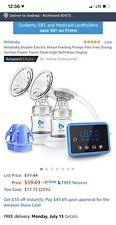 New Listingbellababy double electric breast feeding pumps