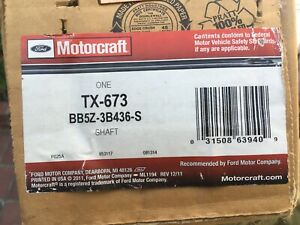 OEM NEW FORD 2014-2015 EXPLORER RIGHT FRONT DRIVE AXLE BB5Z 3B436 S