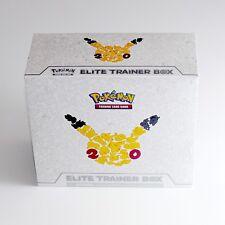 Generations Elite Trainer Pikachu Box Pokemon NEW SEALED 10 Packs + Shaymin EX