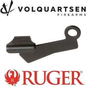 VOLQUARTSEN Black Extended Bolt Release Ruger Mark 2 3 MK II III MKII MKIII