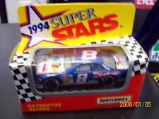 Matchbox 1:64 NASCAR 1994 Ford Thunderbird #8 Jeff Burton Series 2