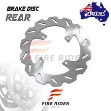 AU Rear MX Brake Disc Rotor For HONDA CR 85 R 03-07 03 04 05 06 07
