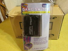 NEW RF SWITCH FOR GAMECUBE ,N64 AND SNES