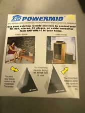 PM5900 X10 POWERMID IR Infrared Remote Control Extender ST539 RE549 SET NEW