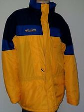 Columbia Sportswear Ski Snowboard Winter Parka Coat Mens' size XL Quality Gear
