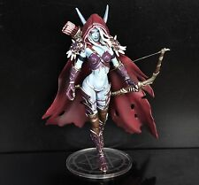 "WOW World of Warcraft Forsaken Queen Sylvanas Windrunner Figure 5""-5.5"" HIGH"