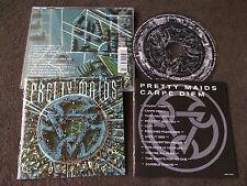 PRETTY MAIDS / carpe diem /  JAPAN LTD CD