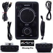 Astro A40 Gaming MixAmp Pro With All Cables for Ps3 Ps4 Xbox Window and Mac NEW