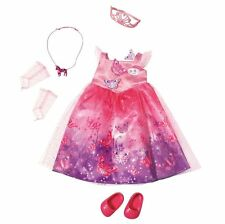 BABY BORN WONDERLAND DELUXE PRINCESS OUTFIT BRAND NEW